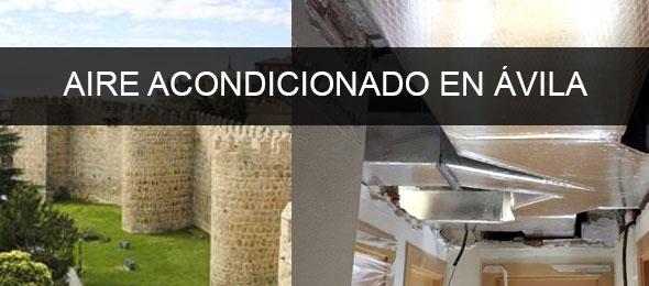 instaladores aire acondicionado ávila