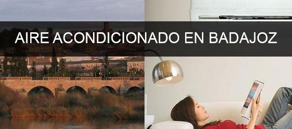 instaladores aire acondicionado Badajoz