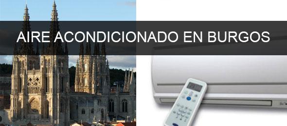 instaladores aire acondicionado Burgos