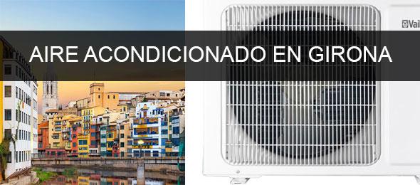 instaladores aire acondicionado girona