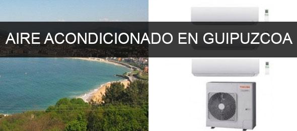 instaladores aire acondicionado guipúzcoa