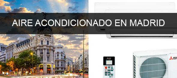 instaladores aire acondicionado Madrid