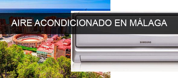 instaladores aire acondicionado Málaga