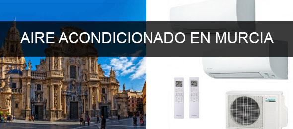 instaladores aire acondicionado Murcia