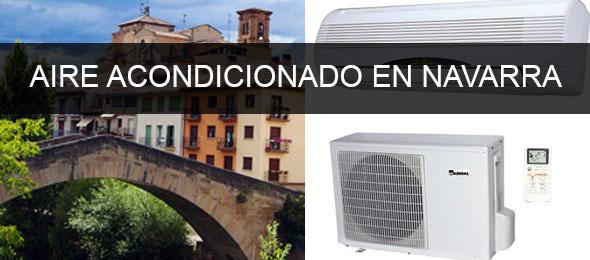 instaladores aire acondicionado Navarra