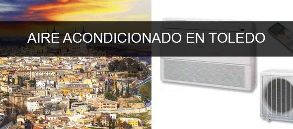 instaladores aire acondicionado Toledo