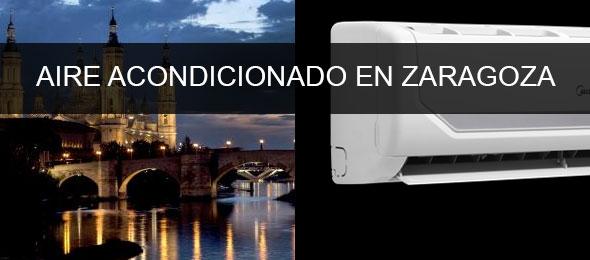 instaladores aire acondicionado Zaragoza